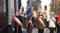 Uczniowie Szkoły Podstawowej w Sztutowie uczestniczyli w 74. rocznicy Marszu Śmierci