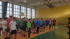 V miejsce nowodworskiej drużyny z SP nr 2 na Mistrzostwach Powiatu w Piłce Ręcznej Chłopców