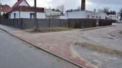 Nowy Dwór Gdański: Remont chodnika i wjazdów przy ulicy Krótkiej zakończony