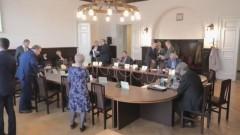 V sesja Rady Powiatu Malborskiego. Na żywo