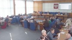 VII Sesja Rady Miejskiej w Nowym Dworze Gdańskim. Na żywo.