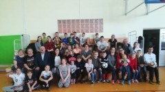 Wicestarosta Powiatu Sztumskiego wziął udział w Dniu Otwartym w Centrum Rekreacji i Sportu w Dzierzgoniu