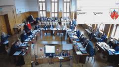 VI sesja Rady Miasta Malborka. Na żywo.