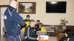 Powiat malborski: Wspólne kontrole policji i PSSE miejsc wypoczynku dzieci w czasie ferii.