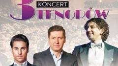 Nowy Staw: Koncert Trzech Tenorów przełożony.