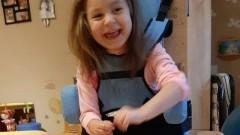 4-letnia Kornelia z Malborka potrzebuje naszej pomocy w walce z chorobą. Udostępnij!