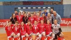 Malbork: Kolejny sukces zawodniczek Szkoły Mistrzostwa Sportowego