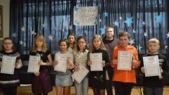 The Voice of Sztutowo. Konkurs piosenki anglojęzycznej w Szkole Podstawowej