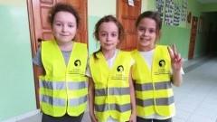 Tujsk: 149 kamizelek odblaskowych dla uczniów z Zespołu Szkół