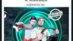 """W Miłoradzu wystąpi kabaret Czwarta Fala – autorzy kultowego hitu """"Wieśka Tico"""""""