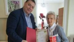 90-urodziny mieszkanki Starego Pola