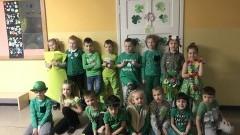 St. Patrick's Day w Szkole Podstawowej nr 6 w Malborku.