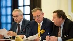 Starosta Nowodworski wziął udział w Konwencie Powiatów Województwa Pomorskiego