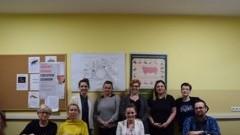 Spotkanie sieci doradców zawodowych powiatu nowodworskiego