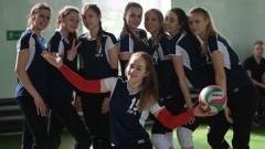 Malbork: Drużyna dziewcząt z II LO w półfinale wojewódzkim Licealiady.