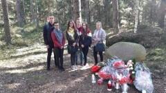 22 marca - Rocznica rozstrzelania Polaków w lesie opodal obozu Stutthof