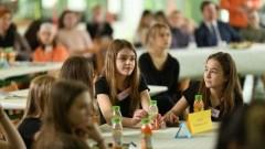 """"""" Zdrowo, muzycznie i fantastycznie""""- Malborski Festiwal Kulturalno-Sportowy w II LO"""