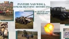 Mikoszewo: Pantery nad Wisłą. II Piknik Militarno - historyczny