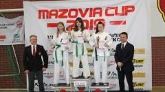 Mazovia Cup Piaseczno: Sukces malborskiego Klubu Kyokushin Karate w kategorii kata.