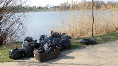 Ponad 200 osób uczestniczyło w sobotniej akcji sprzątania w Sztumie.