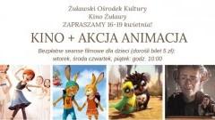 Nowy Dwór Gdański: Kino+Akcja Animacja w Kinie Żuławy