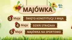 Majówka 2019 w Dzierzgoniu. Zobacz plan wydarzeń.
