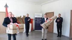Nagrody i awanse dla malborskich policjantów.