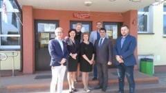 Partnerska wizyta Wójta oraz Przewodniczącego Rady Gminy Sztutowo w Gminie Pozezdrze