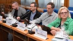 Nadzwyczajna sesja Rady Miejskiej w Nowym Dworze Gdańskim