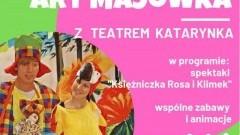 Art Majówka z Teatrem Katarynka w Nowym Dworze Gdańskim