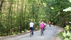 Dobra wiadomość dla rowerzystów. Ścieżka rowerowa w Kątach Rybackich ponownie udostępniona do użytku
