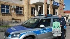 Malborska Stacja Joannitów wsparła policjantów.