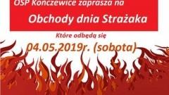 Dzień Strażaka w Kończewicach.