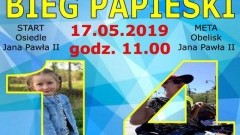 XIV Bieg Papieski w Dzierzgoniu