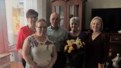 Gmina Stegna: Medale z okazji 50-lecia pożycia małżeńskiego