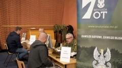 Terytorialsi na Pomorzu rosną w siłę. Kolejne wcielenie żołnierzy w Malborku
