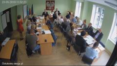 VII sesja Rady Gminy Sztutowo. Zobacz na żywo