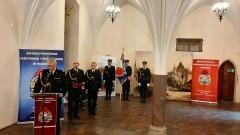 """""""Dziękujemy za każdy dzień Waszej służby"""" Święto strażaków w Malborku."""