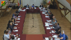 VII sesja Rady Gminy Lichnowy. Zobacz na żywo