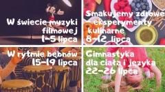 Nowy Dwór Gdański: Kolorowe Wakacje z Żuławskim Ośrodkiem Kultury