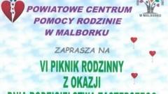 Piknik z okazji Dnia Rodzicielstwa Zastępczego w Malborku