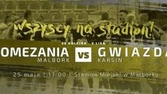 Mecz sezonu w Malborku: Pomezania - Gwiazda Karsin