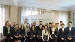 IV sesja Rady Powiatu w Nowym Dworze Gdańskim: Przyznano nagrody za wysokie wyniki sportowe w 2018 r. oraz Stypendia Starosty.