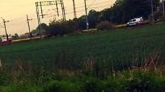 Mężczyzna znaleziony na torowisku w Szymankowie nie został potrącony przez pociąg.