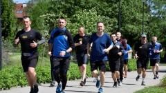 """""""Bieg Weterana"""": 7PBOT uczciła Dzień Weterana Działań poza Granicami Państwa"""