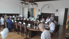 VIII sesja Rady Powiatu Malborskiego. Zobacz na żywo.