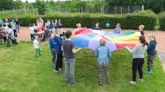 Malbork: Wielka radość i wspaniała zabawa. Dzień Rodziny w Specjalnym Ośrodku Szkolno-Wychowawczym