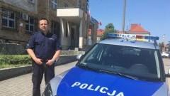 Próbował targnąć się na swoje życie. Malborscy dzielnicowi uratowali 35-latka.
