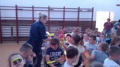 Kręci mnie bezpieczeństwo nad wodą w szkole w Ostaszewie