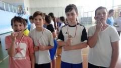 Sukcesy drużyn ZS w Stegnie w Lidze Mini Piłki Siatkowej